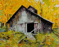 New Art Exhibition by Steve Driscoll: Old Still River Road