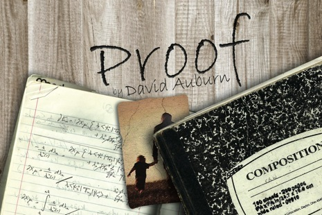 "QED Theatre Co-op presents ""Proof"""