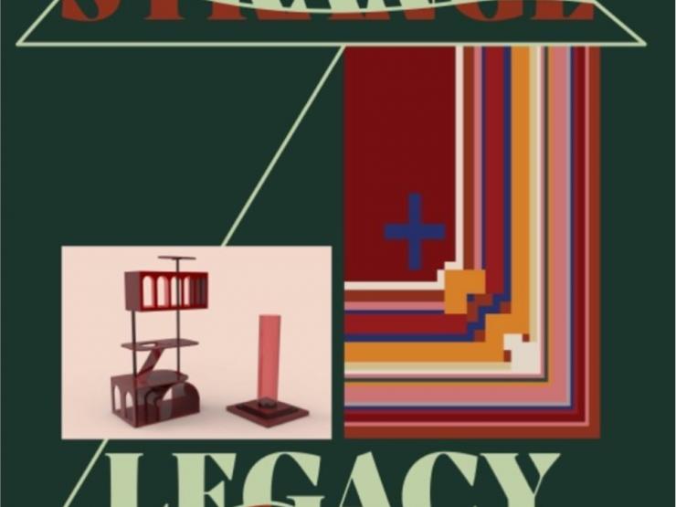 Strange Legacy by Janna Watson