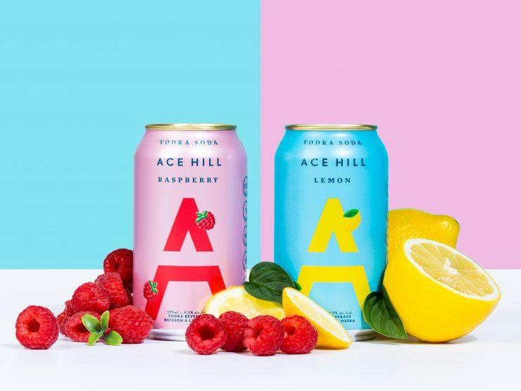 Ace Hill: Why We Make our Vodka Sodas with Just Real Fruit